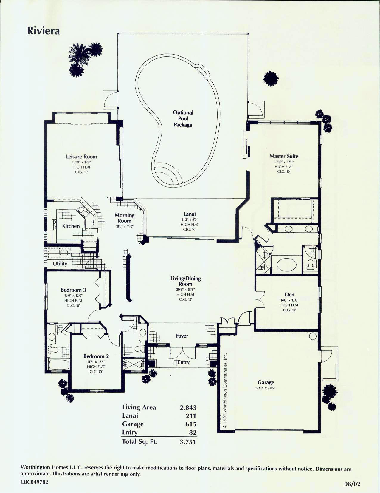old florida style home plan trend home design and decor
